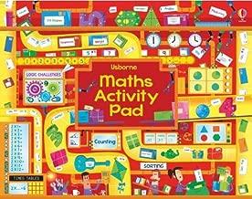 Maths Activity Pad [Paperback] [Oct 01, 2017] Kirsteen Robson