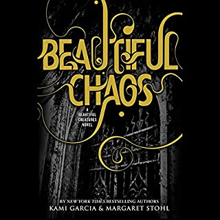 Beautiful Chaos     Beautiful Creatures, Book 3              Written by:                                                                                                                                 Kami Garcia,                                                                                        Margaret Stohl                               Narrated by:                                                                                                                                 Kevin T. Collins                      Length: 16 hrs and 10 mins     1 rating     Overall 4.0