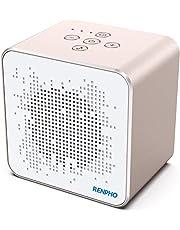 White Noise Machine, RENPHO Sound Machine voor slapende baby, volwassene met 36 rustgevende geluiden en geheugentimerfunctie, privacyruisonderdrukking voor kantoor, draagbaar voor thuisreizen