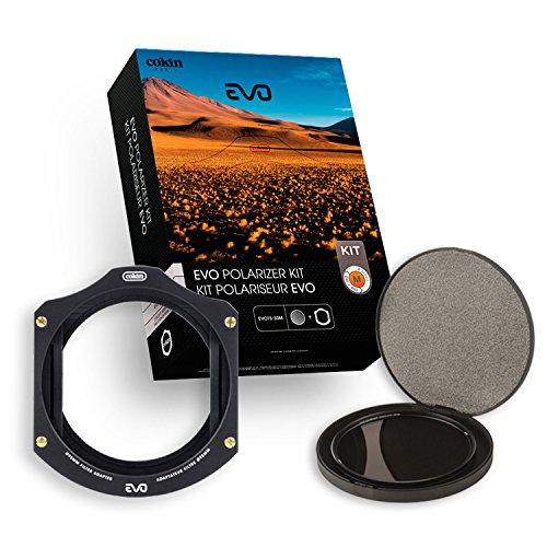 Cokin evo1530m paisajes Kit con Filtro C-PL 95mm Negro
