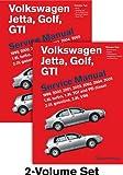 Volkswagen Jetta, Golf, GTI (A4) Service Manual: 1999, 2000, 2001, 2002, 2003, 2004, 2005: 1.8l Turbo, 1.9l Tdi Diesel, Pd Diesel, 2.0l Gasoline, 2.8l Vr6