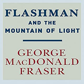 Couverture de Flashman and the Mountain of Light