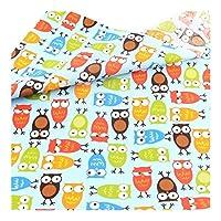 JZGS 100%コットンツイル生地ホームテキスタイルパッチワーク縫製布縫製デコレーション (Color : X061 2, Size : 50cm x 50cm)