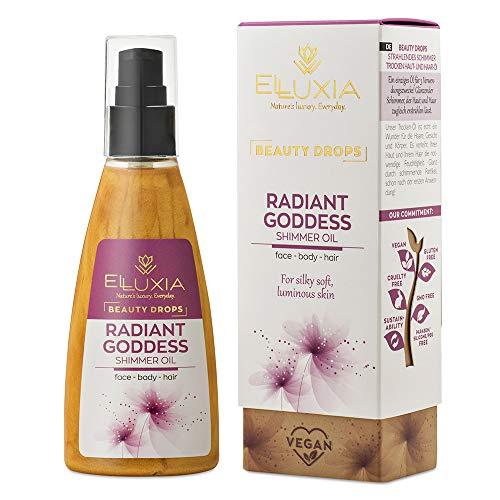 Elluxia - Beauty Drops, aceite iluminador Radiant Goddess