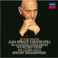 R. Strauss: Also Sprach Zarathustra by R Strauss (2012-10-17)