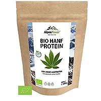 Bio Hanfprotein (600g) - 100% reines Hanfprotein aus Österreich - Hochwertiges Eiweiß und vielseitig anwendbar