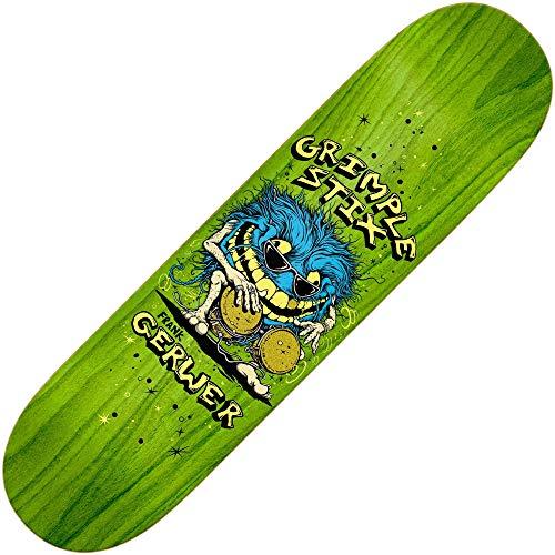 Anti Hero Grimple Gerwer Family Band Skateboard Deck Multi 21,3 cm