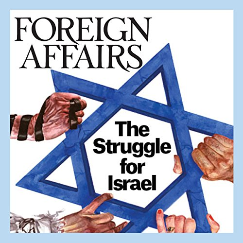 The July/August 2016 Issue of Foreign Affairs audiobook cover art