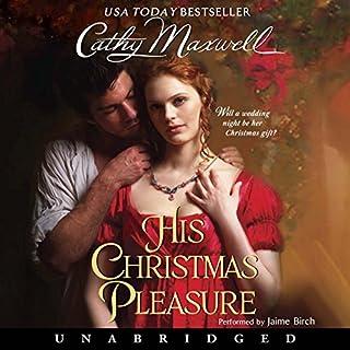 His Christmas Pleasure audiobook cover art