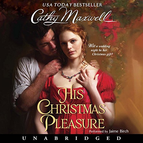 His Christmas Pleasure audiobook cover art