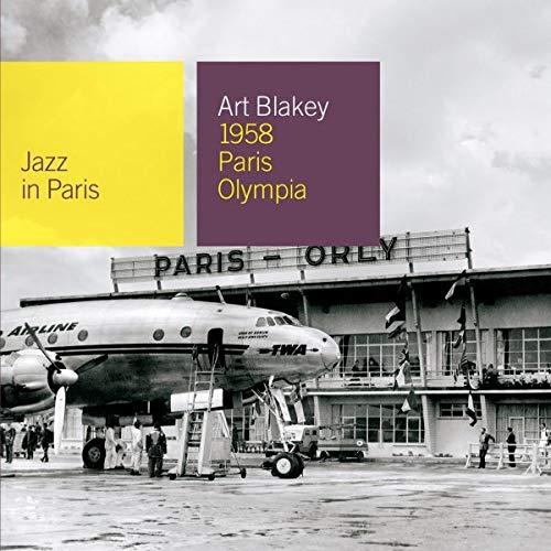 1958 Paris Olympia Concert: Jazz in Paris
