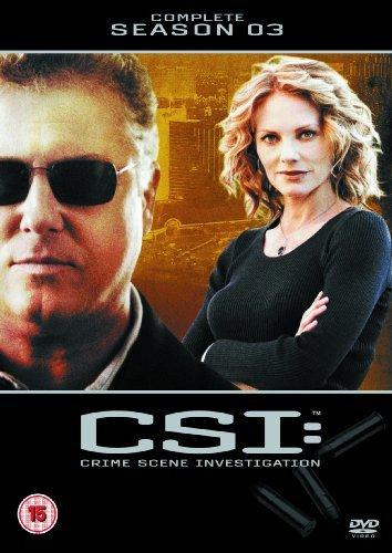 CSI: Las Vegas - Complete Season 3 [DVD] [Reino Unido]