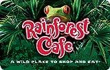 Rainforest Cafe $50 Gift Card