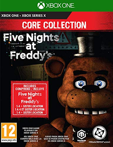 Five Nights at Freddy s: Core Collection