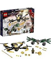 レゴ(LEGO) スーパー・ヒーローズ スパイダーマン ドローン対決 76195