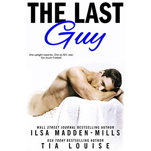 The Last Guy audiobook cover art