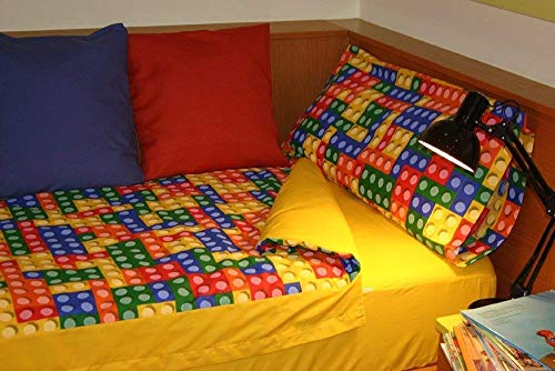 Saco Nórdico Colores Para Cama de 90x190/200