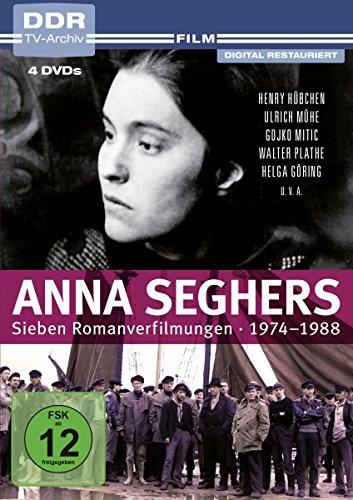 Anna Seghers - Sieben Romanverfilmungen (1974-1988) (DDR-TV-Archiv) [4 DVDs]