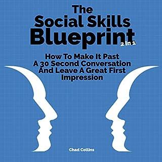 The Social Skills Blueprint 2 in 1 cover art