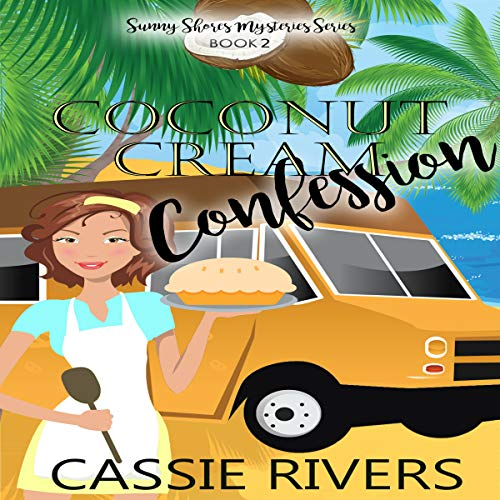 Coconut Cream Confession audiobook cover art