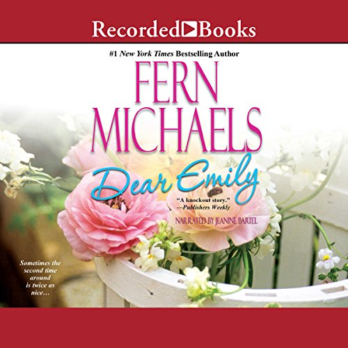 Dear Emily audiobook cover art