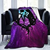 Halloween Blanket Throw Ultra-Soft Micro Fleece Blanket for Bed Couch SofaKids Adults Super Soft Cozy Fleece Plush Reversible Blanket 50'X40'