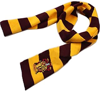 Harry Potter Scarf gryffindor Ultra Soft Knitted Fabric scarf Cosplay Costume Halloween Children's gift