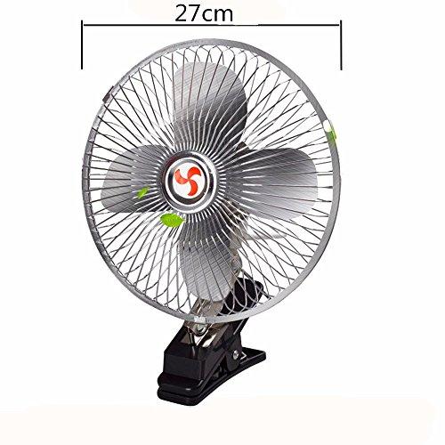 Petit ventilateur Ventilateur/voiture/gros camions Cars Fan/10 pouces 24 Fournitures Auto