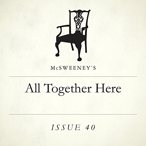 All Together Here audiobook cover art