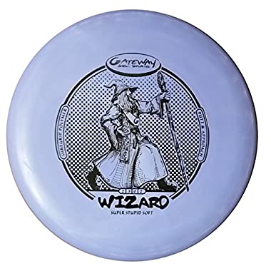Gateway Super Stupid Soft Wizard Disc Golf Putt And Approach(colors may vary)