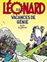 Léonard, tome 52 : Vacances de génie par Zidrou