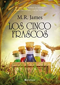Los cinco frascos par M.R. James