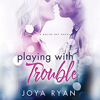 Playing with Trouble audiobook cover art