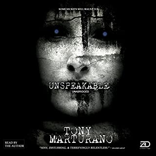Unspeakable: Some Secrets Will Haunt You cover art