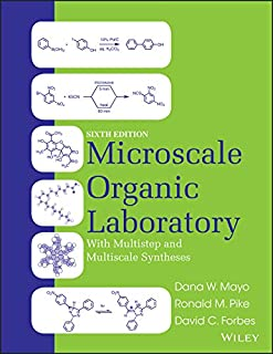 Best microscale organic laboratory 6th edition Reviews