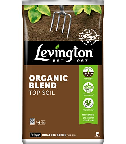 Levington Organic Blend Top Soil 20 Litres