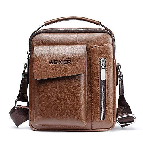 Intramachine, Bolso de hombre, bolso de hombre, bolso de hombro de colonia para hombre, bolso de pub vertical de ocio