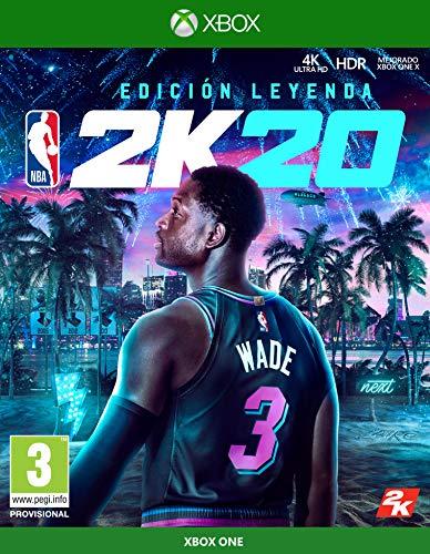 NBA 2K20 ED: Leyenda