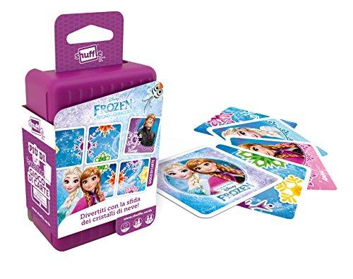 Cartamundi Shuffle-Disney Frozen, DVG2621
