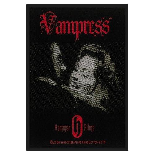 "Kid Dracula Patch Nosferatu Cute Badge Horror Movie Embroidery 3/"" Little Vampire"