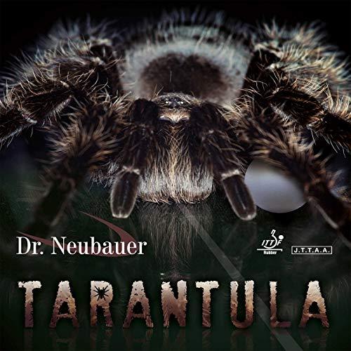 DR. NEUBAUER Belag Tarantula (Anti) Optionen 1,5 mm, rot
