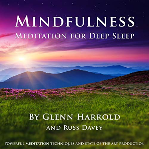 Mindfulness Meditation for Deep Sleep cover art