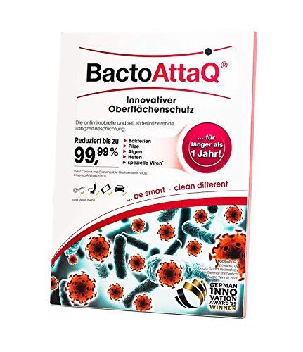 BactoAttaQ - Toallitas fáciles de usar.