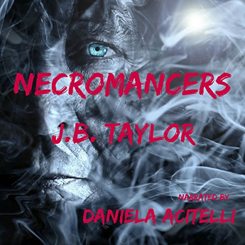 Necromancers audiobook cover art