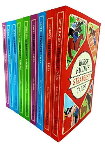 Price comparison product image Strangest matches,  tales,  rounds and cases 9 books collection set
