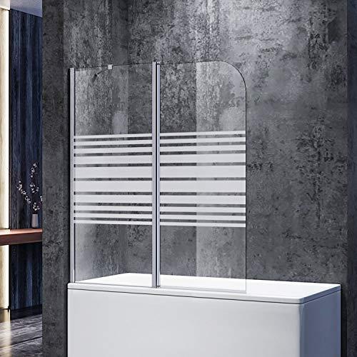 SONNI Duschwand für 120x140cm Bild