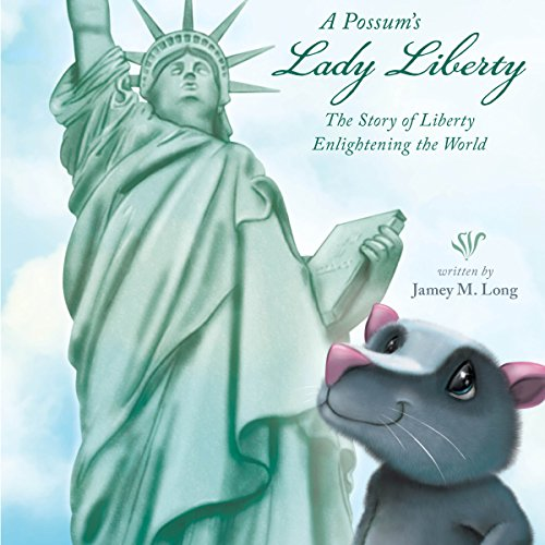 A Possum's Lady Liberty audiobook cover art