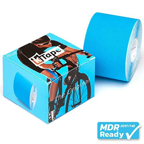 K-Tape® Blau (Einzelrolle, 5cm x 5m)
