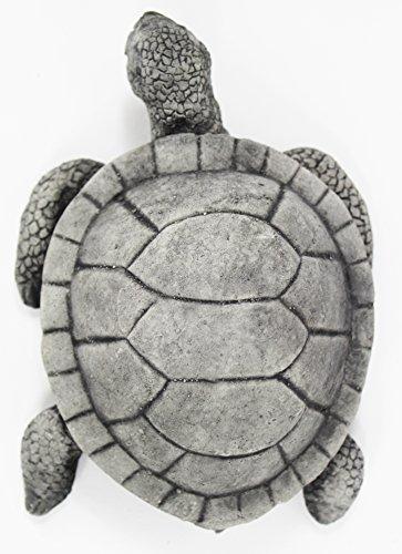 Swimming Turtle Concrete Garden Statue Cement Turtles Figure Cast Stone Outdoor Amphibian Statuary