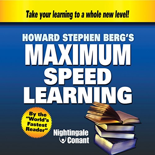 Maximum Speed Learning cover art